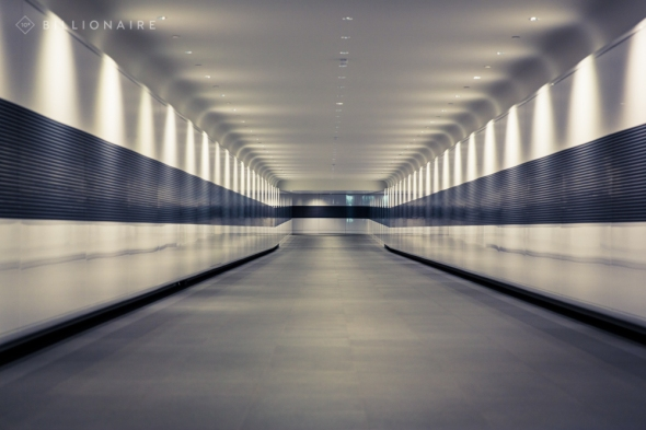 Minimilist walkways